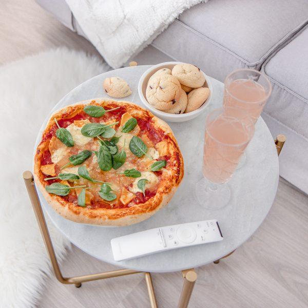 Soirée Film Pizza & Cookies