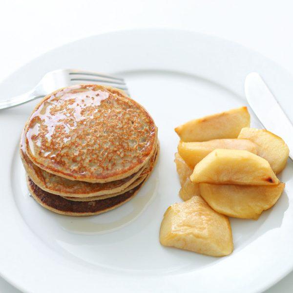 Pancakes Vegan à la Banane