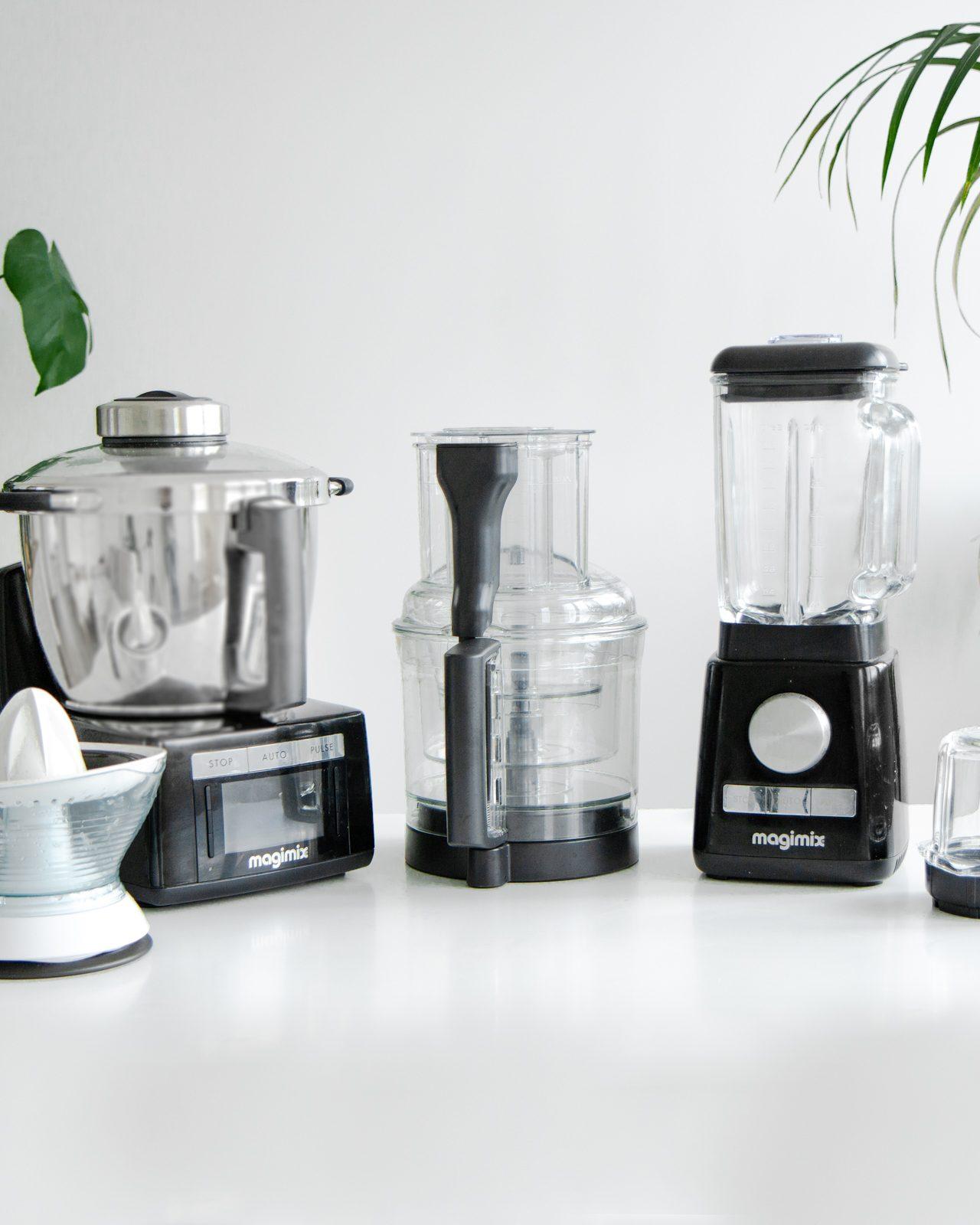 Mes robots de Cuisine