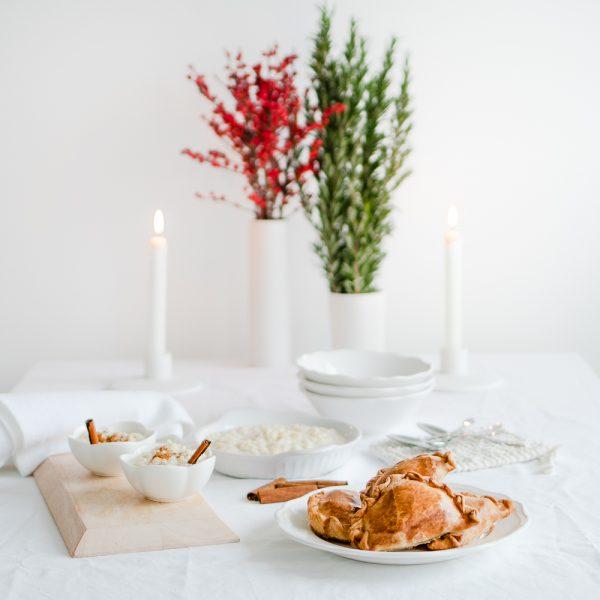 Empanadas & Riz au lait