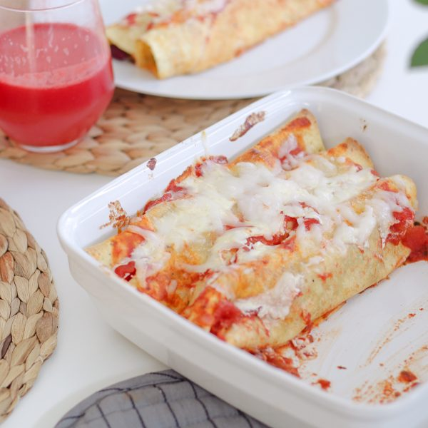 Enchiladas Vegan