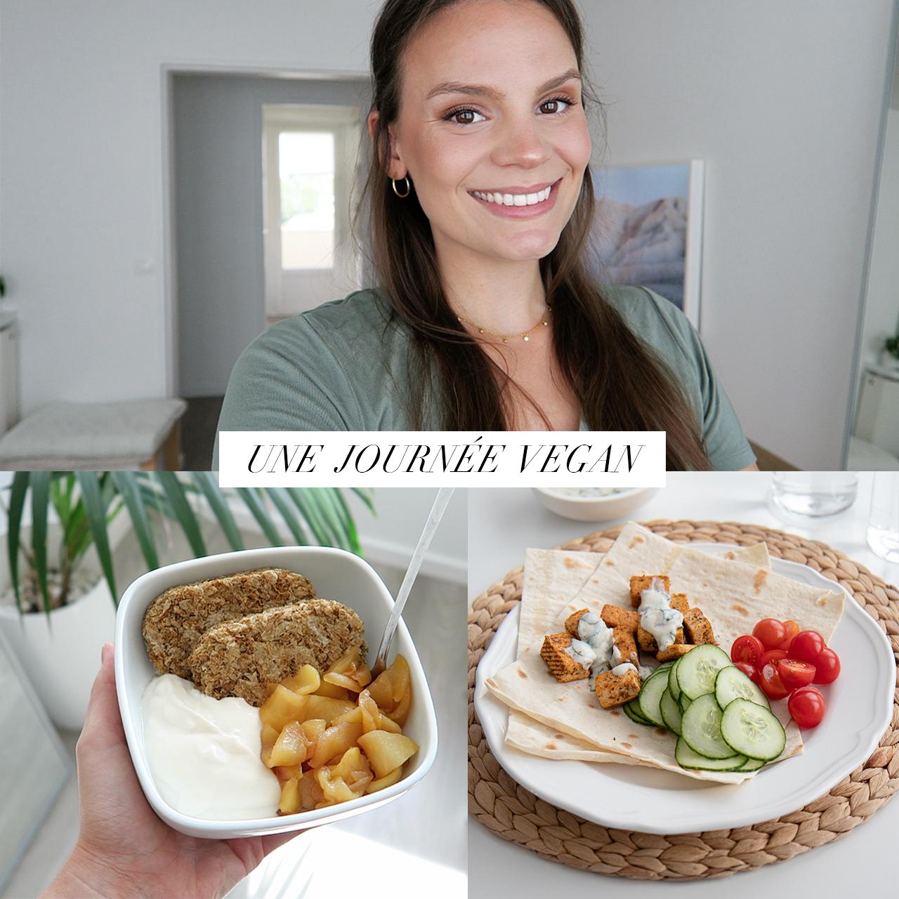 Une journée vegan (vidéo)